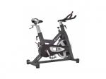 Bicicleta indoor cycling inSPORTline Airin/negru-gri
