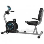 Bicicleta orizontala magnetica FitTronic 505R