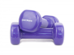 Gantere aerobic vinil Sportmann 2x1 kg