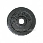 Greutate fier inSPORTline 0,5kg/30mm