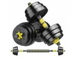 Set gantere reglabile FitTronic 30 kg FG30