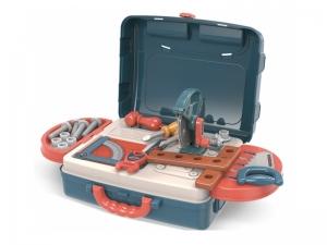 Banc de lucru AliBibi 2in 1 cu unelte si accesorii