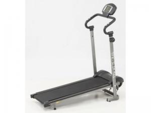 Banda de alergare magnetica fitness EVERFIT TFK SLIM MAG
