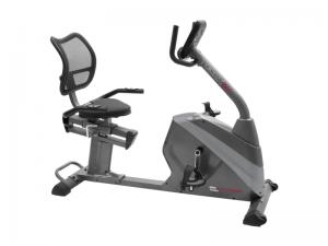 Bicicleta fitness cu spatar, orizontala, de recuperare TOORX, BRX-R95-COMFORT