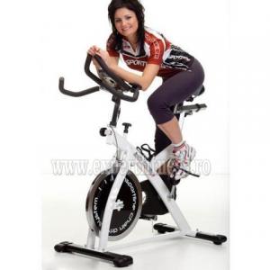 Bicicleta indoor cycling inSPORTline Kapara