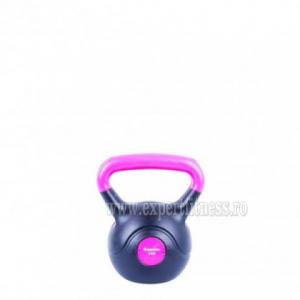 Gantera inSPORTline Vin-Bell Dark 1 kg