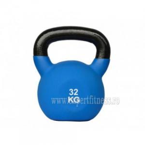Gantera Kettlebell neopren 32kg Sportmann