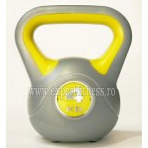 Gantera Vin Bell 4kg inSPORTline