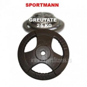 Greutate haltera 25 kg/31mm Hammerton Sportmann