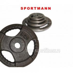 Greutate haltera 5 kg/31mm Hammerton Sportmann