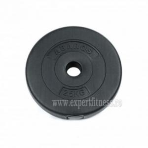 Greutate PVC 2.5kg/27mm Sportmann