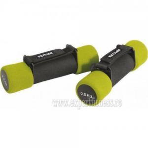 Greutati aerobic 2 X 0,5 KG / verde