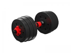 Gantera reglabila BodyFit 10 kg