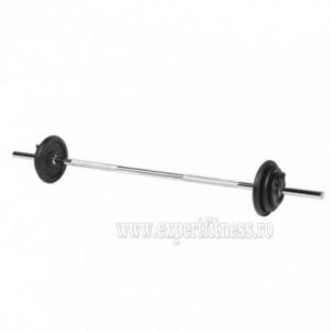 Set haltera inSPORTline SB25 25 kg