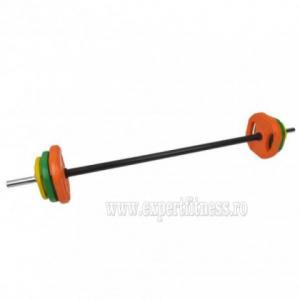 Set haltera Pump Sportmann 2-20 kg