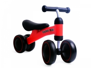 Bicicleta fara pedale AliBibi cu 4 roti