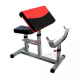 Banca biceps inSPORTline LKC301