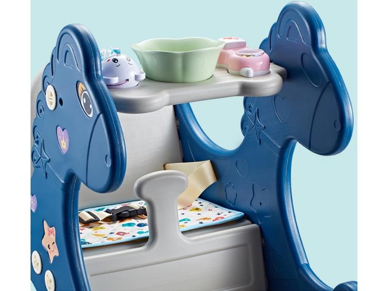 Balansoar scaun 3 in 1 AliBibi pentru copii