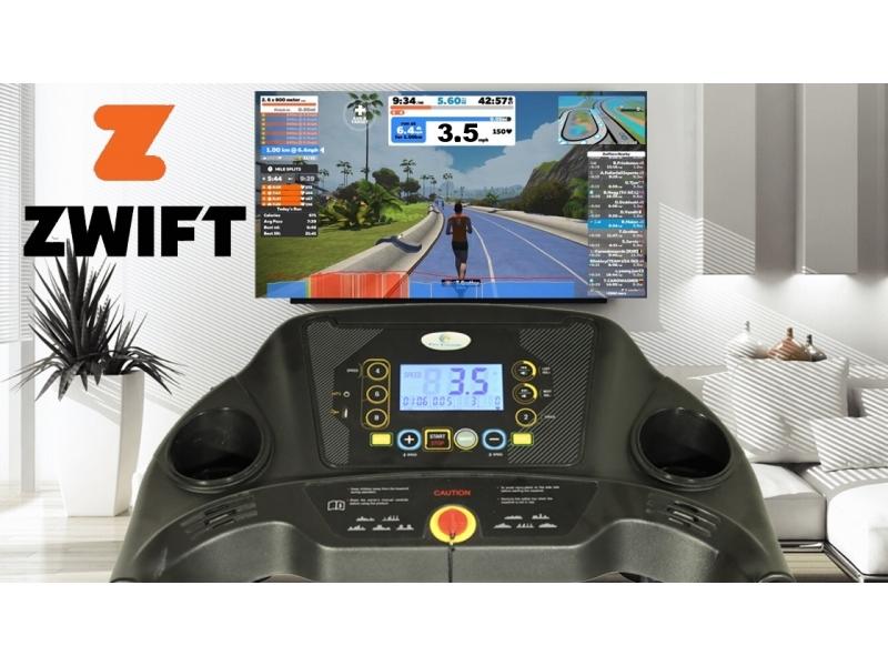 Banda de alergare electrica FitTronic D30