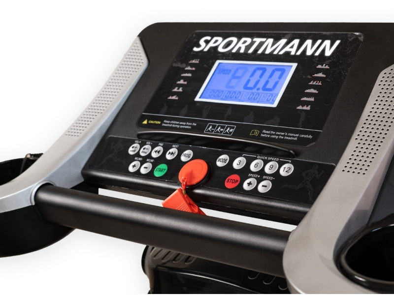 Banda de alergare electrica Sportmann BESTRUN LITE