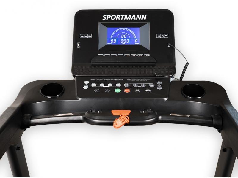Banda de alergat electrica Sportmann I-BESTRUN PRO