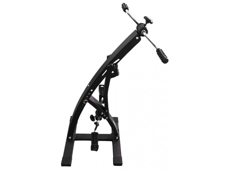 Bicicleta de recuperare pentru maini si picioare FitTronic P500-negru
