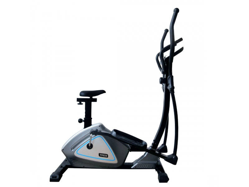 Bicicleta eliptica cu scaun EcoFit E-607EA