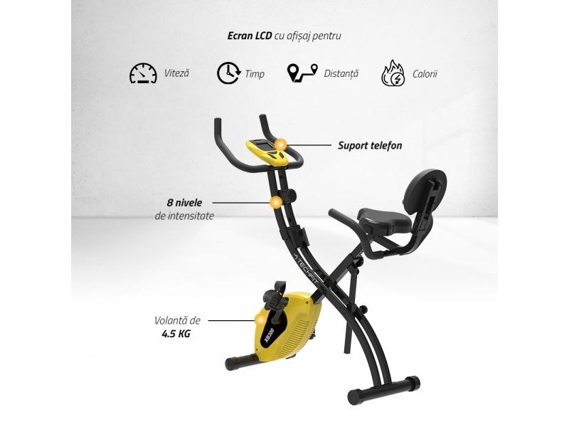 Bicicleta exercitii TECHFIT XB300