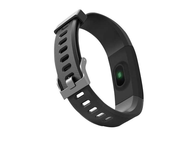 Bratara fitness FitTronic BR115 Plus - Negru