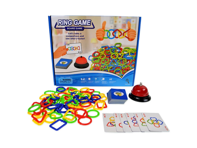 Joc educational Interactiv AliBibi, cu carlige si carti