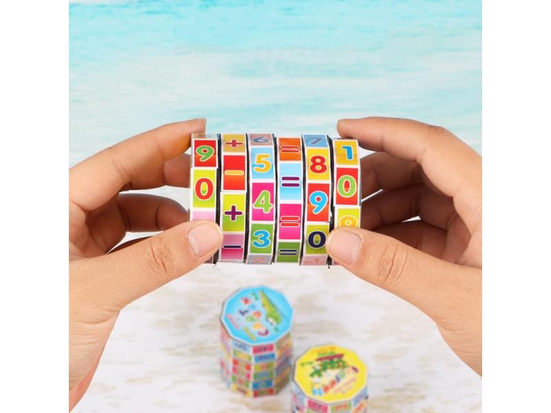 Puzzle educational matematic Magic Cub AliBibi