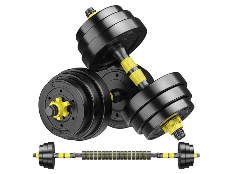 Set gantere reglabile FitTronic 40 kg FG40